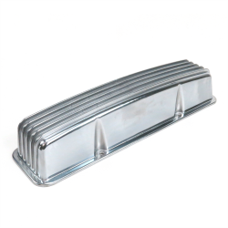 Block And Beam Floor Prices >> Vintage Tall Finned Valve Covers Without Breather Holes - Small Block Chevy « Vintage Parts